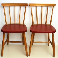 Mid-Century Vintage Dining Chairs, 1960s, Set of 4 for ...