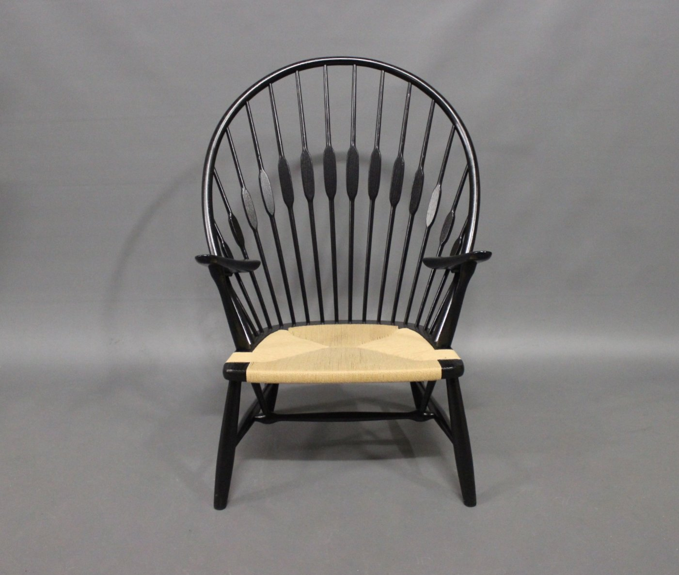 vintage peacock chair swing flipkart by hans j wegner 1980s for sale at