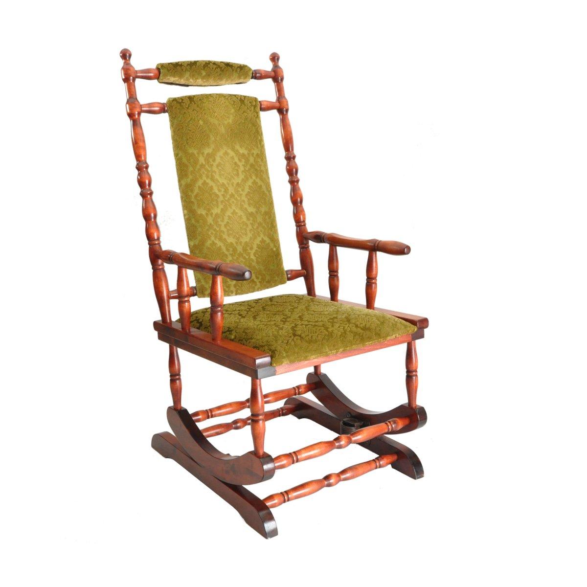 wooden glider chair australia folding regina spektor chords scandinavian rocking 1950s for sale at pamono