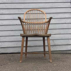Windsor Back Chairs For Sale Office Chair No Wheels Arms Ch 18a High Spindle Oak By Frits