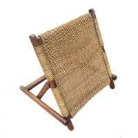 Beach Folding Chair (Back Rest), 1900s for sale at Pamono