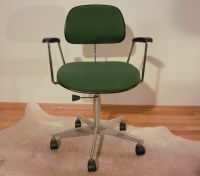 Mid-Century Danish Office Chair, 1979 for sale at Pamono