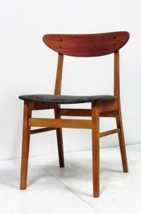 Mid-Century Scandinavian Side Chairs from Farstrup Mbler ...