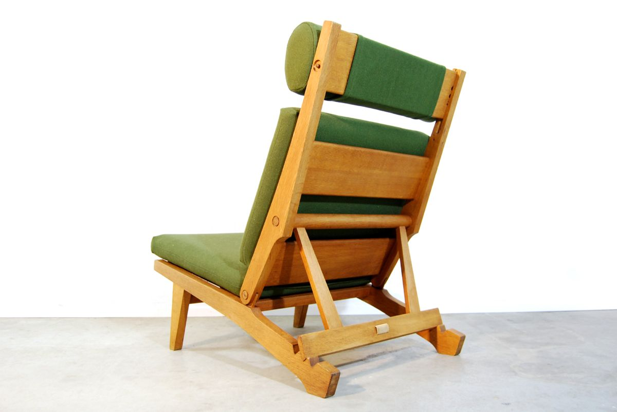 folding z chair festival danish ap71 lounge and footstool by hans j