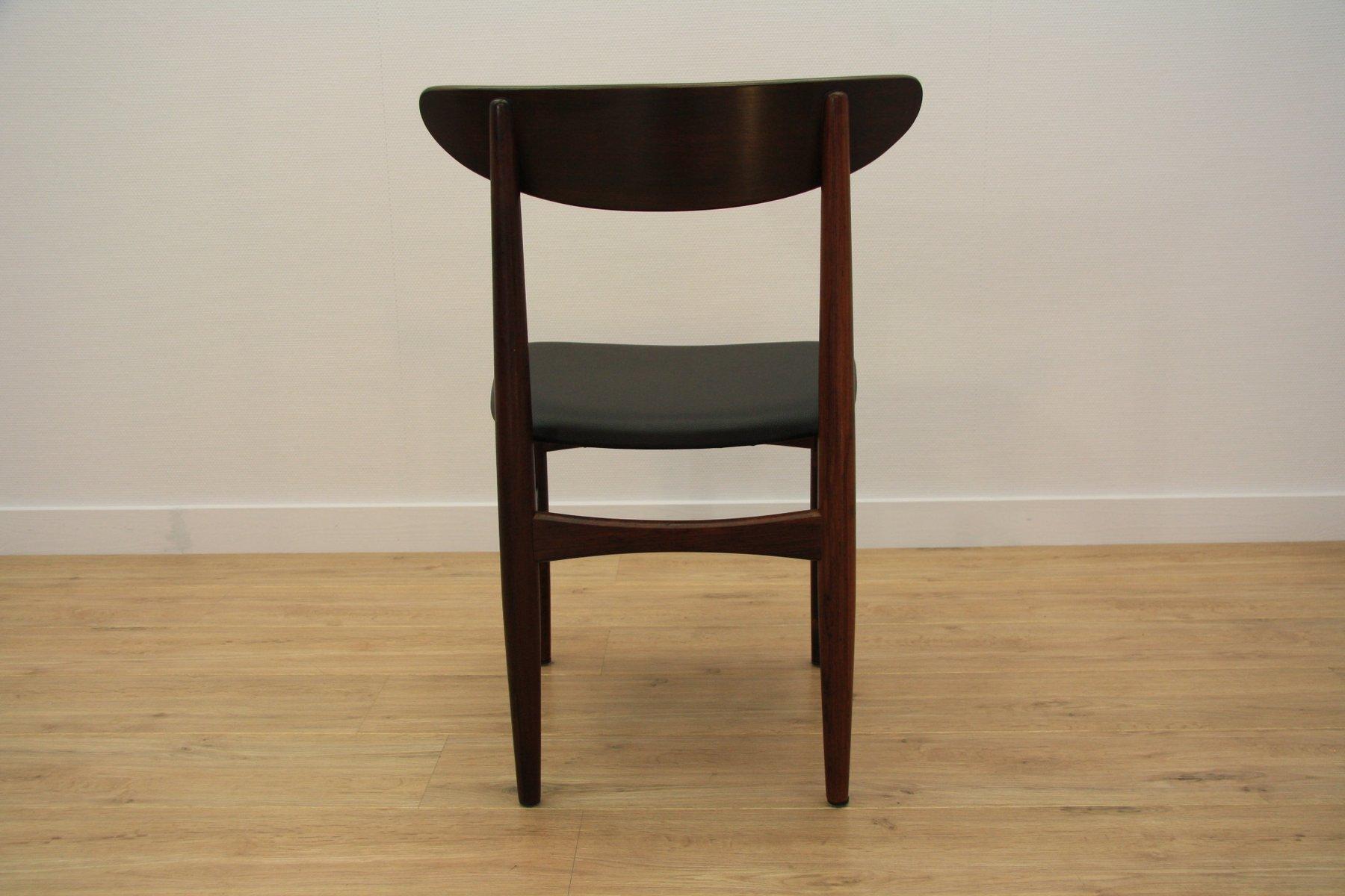 skovby rosewood dining chairs foam for toronto danish from mobelfabrik 1960s set