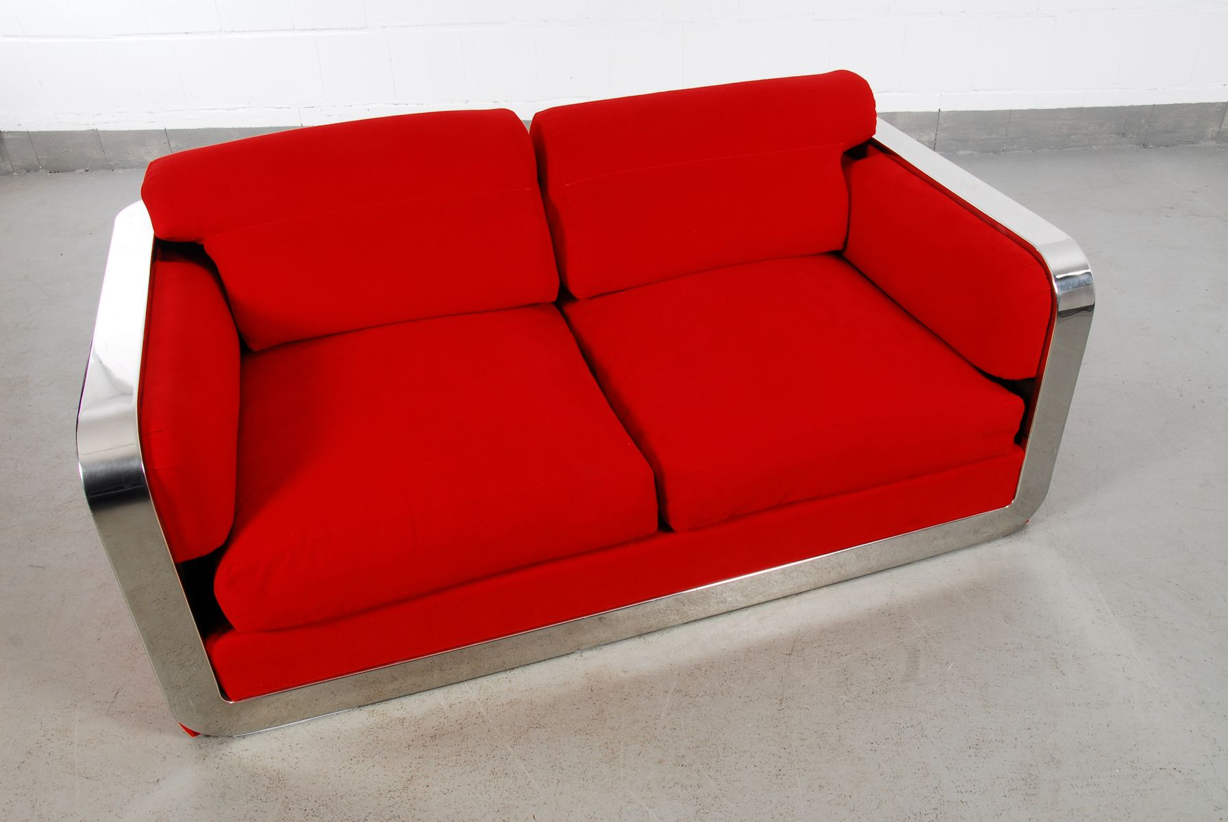 sofa upholstery singapore charles of london definition vintage italian two-seater & three-seater set from ...