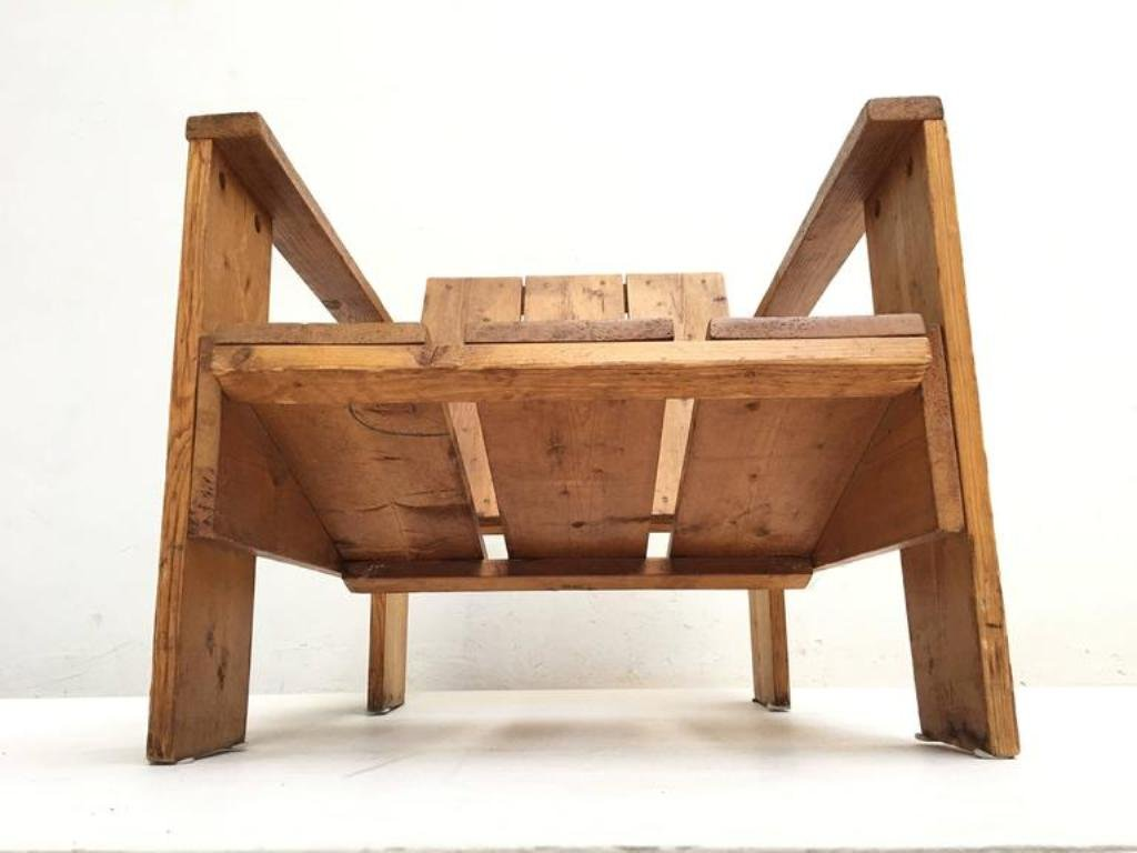 gerrit rietveld crate chair korum fishing ebay vintage by for sale at pamono
