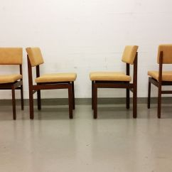 Set Of 8 Dining Chairs Med Lift 1960s For Sale At Pamono