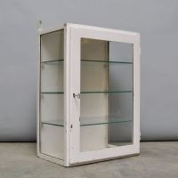 Small Hanging Medicine Cabinet, 1960s for sale at Pamono