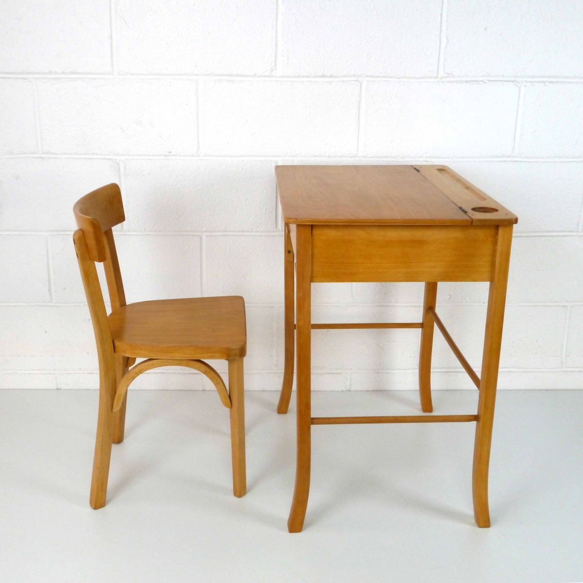 child s desk chair uk childrens reading vintage 39s and from baumann for sale at pamono