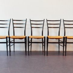 Italian Dining Chairs Australia Diy Wood Chair Redo Spinetto Chiavari 1950s Set Of 5