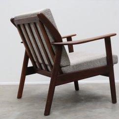 Teak Lounge Chair Desk Under 100 Mid Century Dutch From De Ster