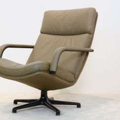 Swivel Lounge Chairs Polyurethane Casters For Office Vintage F141 Artifort Chair By Geoffrey