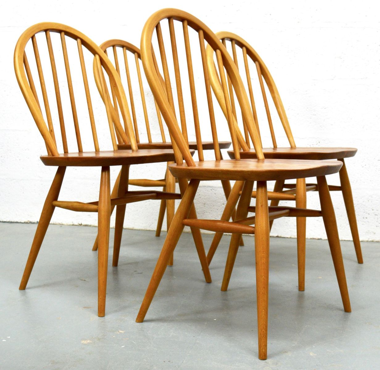 mid century chairs uk bedroom chair york elm dining table and from ercol for
