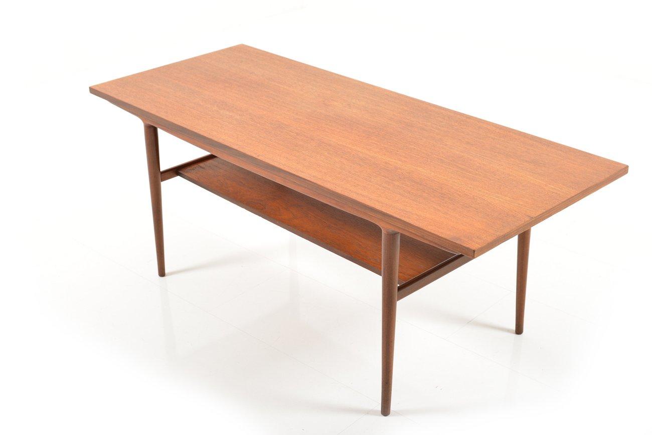teak sofa table dundee united vs celtic sofascore danish 1960s for sale at pamono