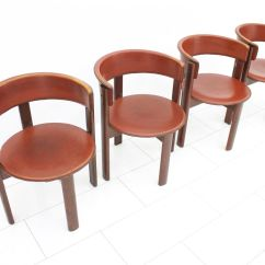 Italian Dining Chairs Australia Wheelchair Gst Vintage Leather And Walnut Room By