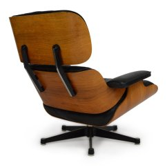Eames Lounge Chair For Sale Fuzzy White With Ottoman By Charles And Ray