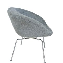 Wheelchair With Pot Selig Plycraft Lounge Chair Parts Mid Century Danish By Arne Jacobsen For Fritz