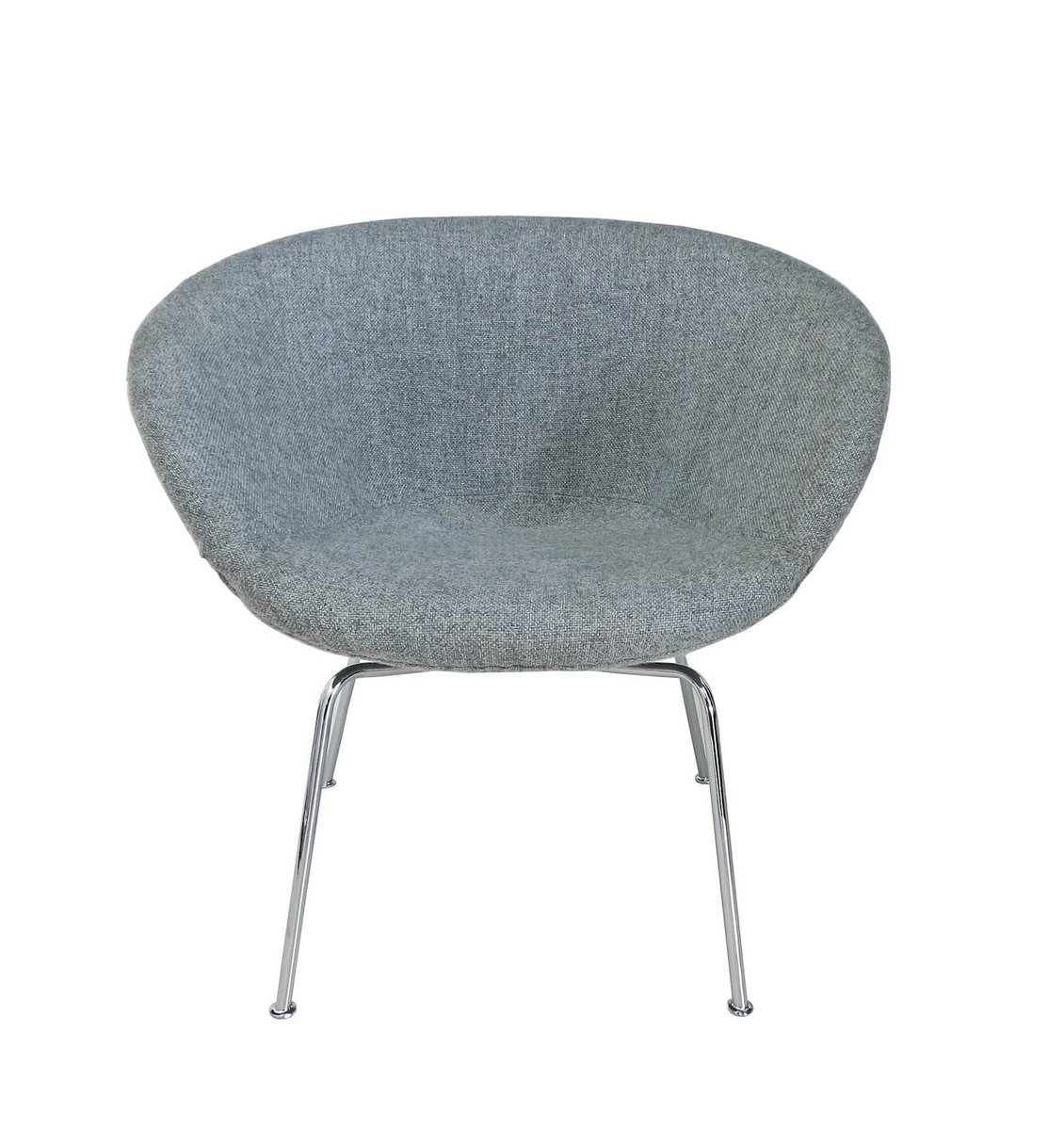 wheelchair with pot revolving chair spare parts online mid century danish by arne jacobsen for fritz