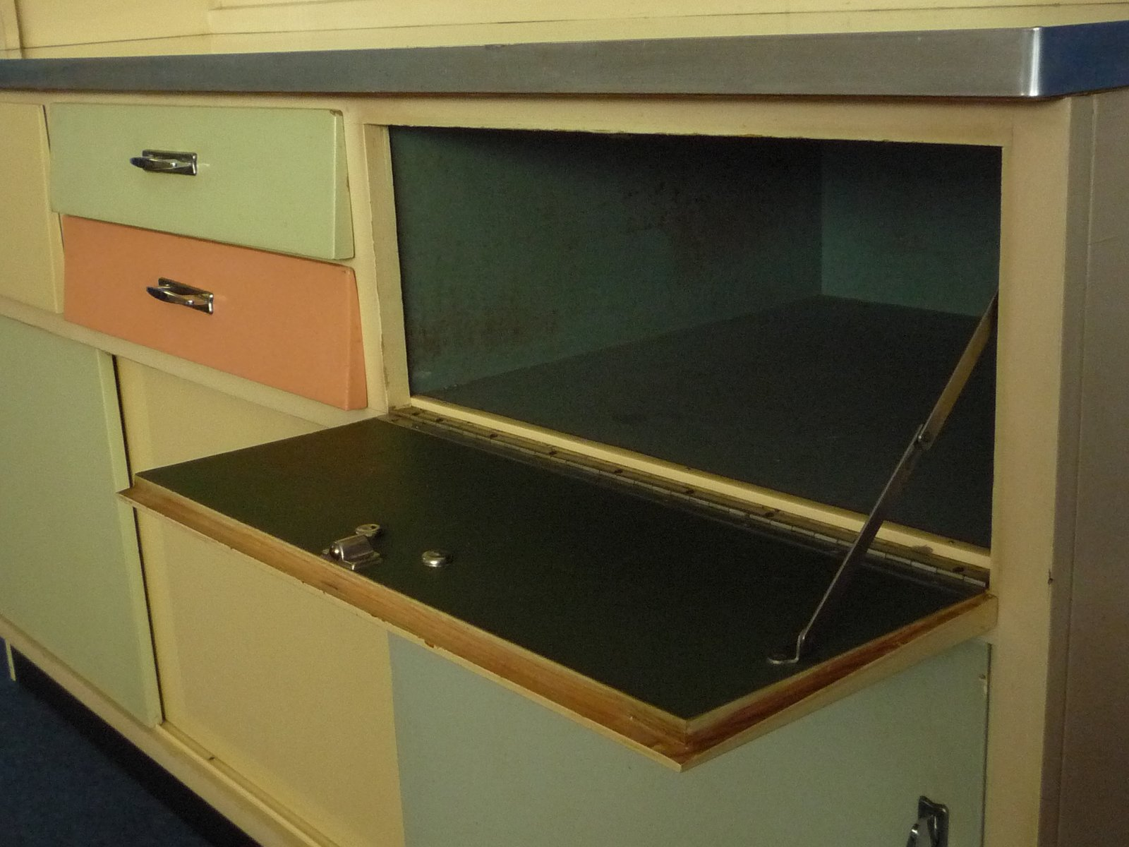 german made kitchen cabinets drain cabinet 1950s for sale at pamono