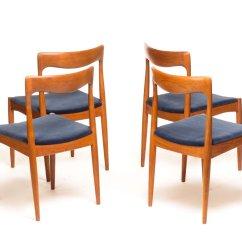 Teak Dining Room Chairs For Sale Target Outdoor Danish By Arne Vodder Vamo