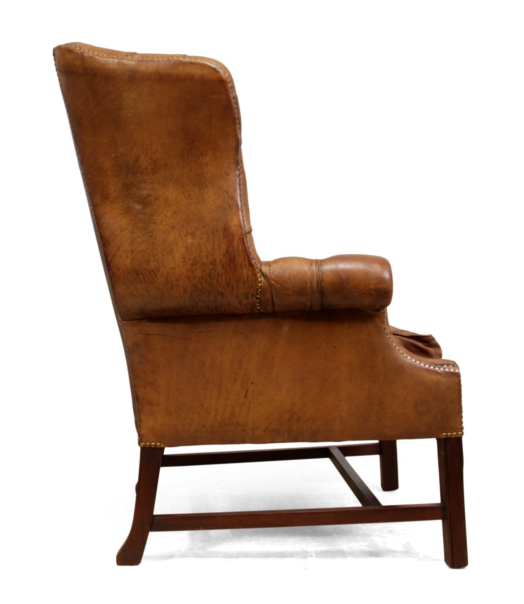 z chair mid century cover rentals huntsville al leather wingback for sale at pamono