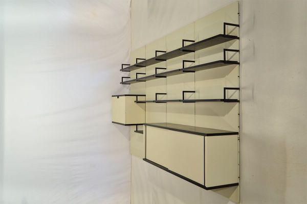 Mid Century Modular Wall Unit