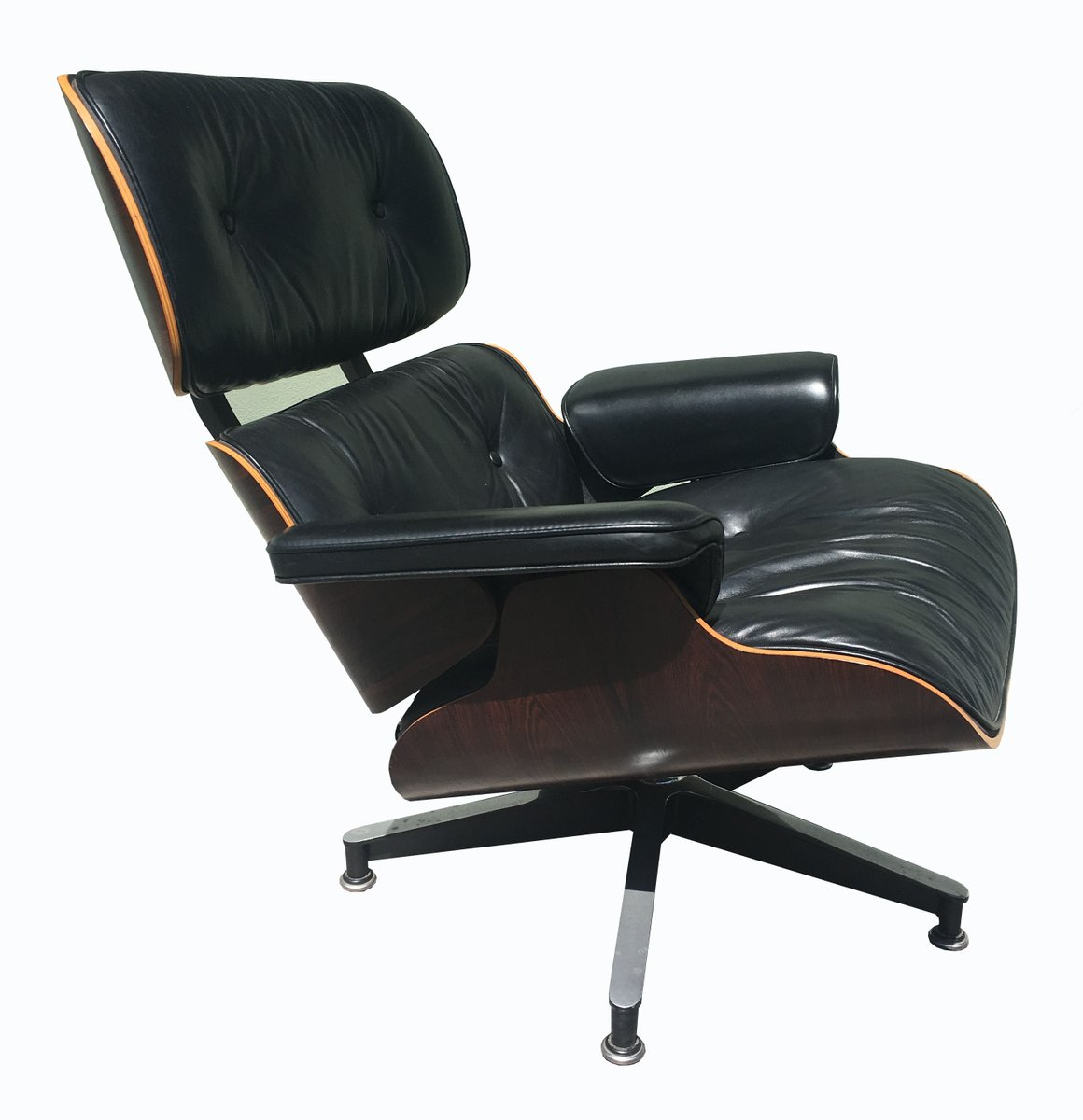 Charles Eames Lounge Chair 670 And 671 Lounge Chair And Ottoman By Charles And Ray Eames