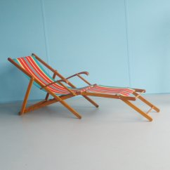 Antique Beach Chair Folding Butterfly Vintage Wooden 1960s For Sale At Pamono