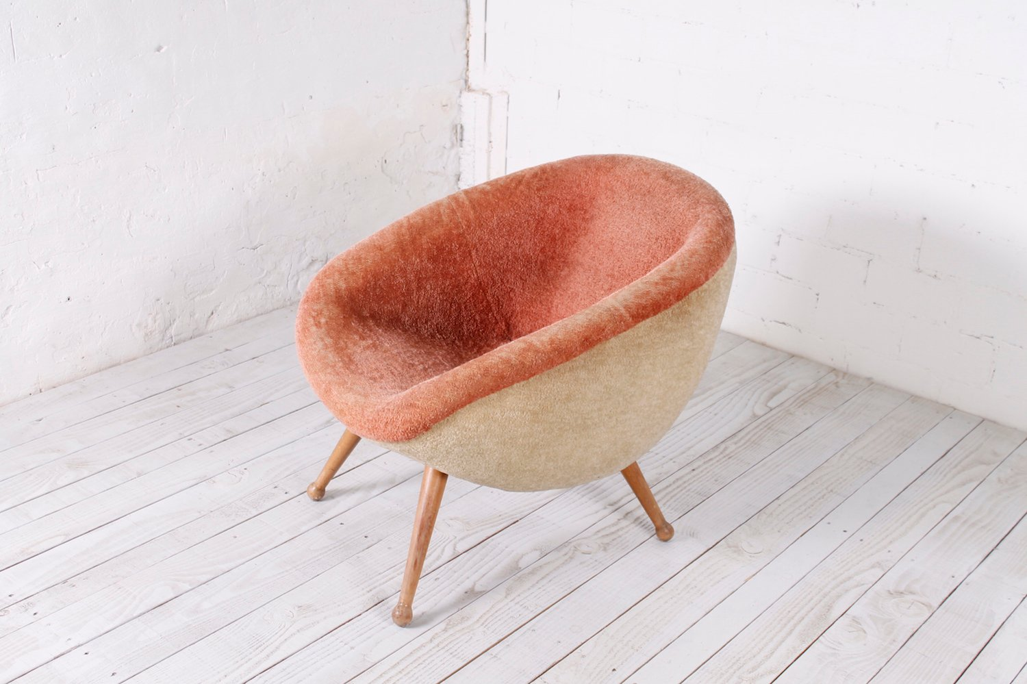 ball chair for sale white accent chairs vintage 1950s at pamono
