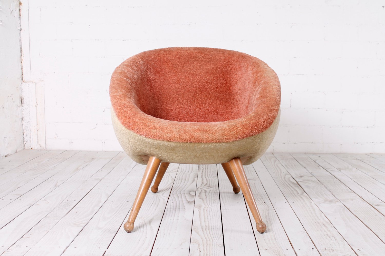 ball chair for sale standard size vintage 1950s at pamono