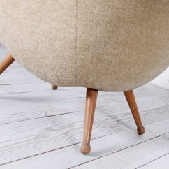 Ball Chair For Sale Eames Time Life Replica Vintage 1950s At Pamono