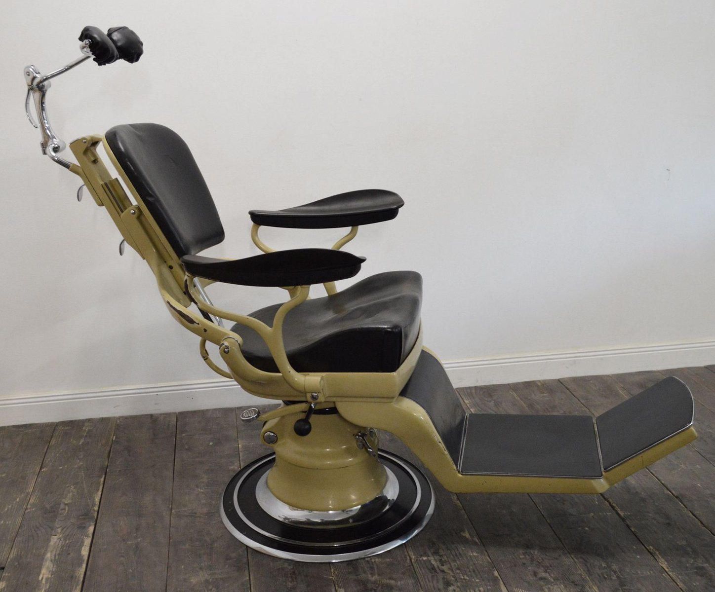 vintage dentist chair elderly chairs sale 39s from sterling for at pamono