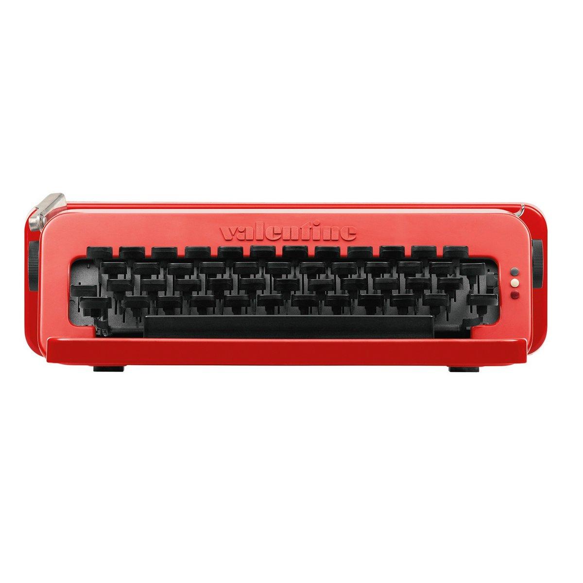 Vintage Portable Valentine Typewriter By Ettore Sottsass