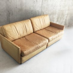 Dux Sofa Uk Baker Sectional Swedish Modular 2 Seater From 1970s For Sale At