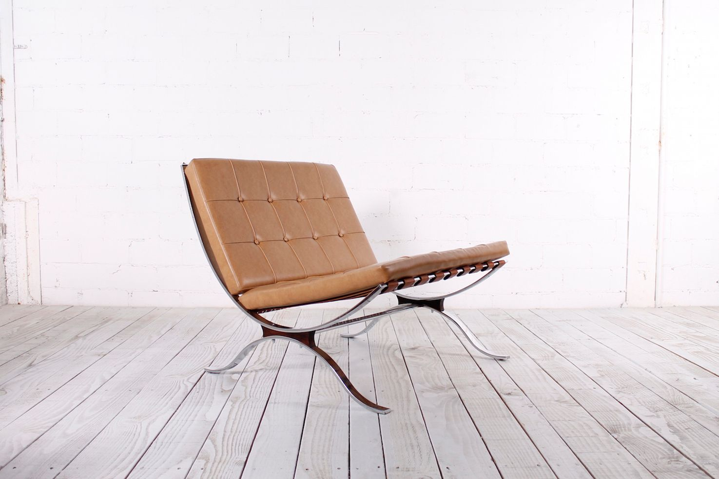 steel lounge chair chicco caddy portable hook on table flat 1960s for sale at pamono