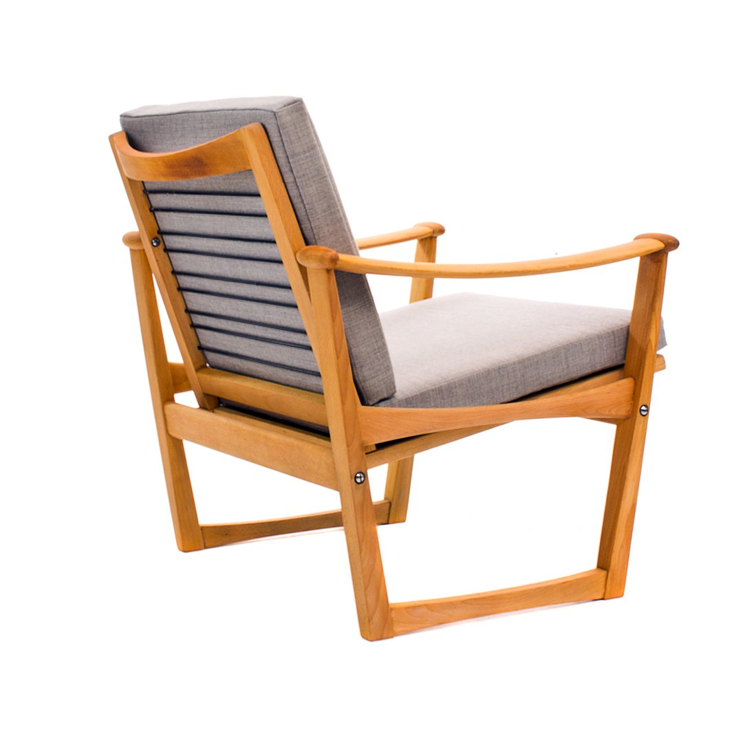 finn juhl chair uk steel weight limit mid century spade by for pastoe sale