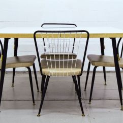 Retro Dining Table Chairs Uk Desk Chair With Storage Vintage 4 For Sale At Pamono