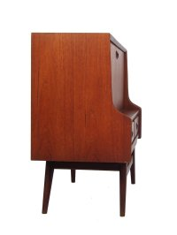 Small Mid-Century Cabinet by Louis van Teeffelen for Wb ...