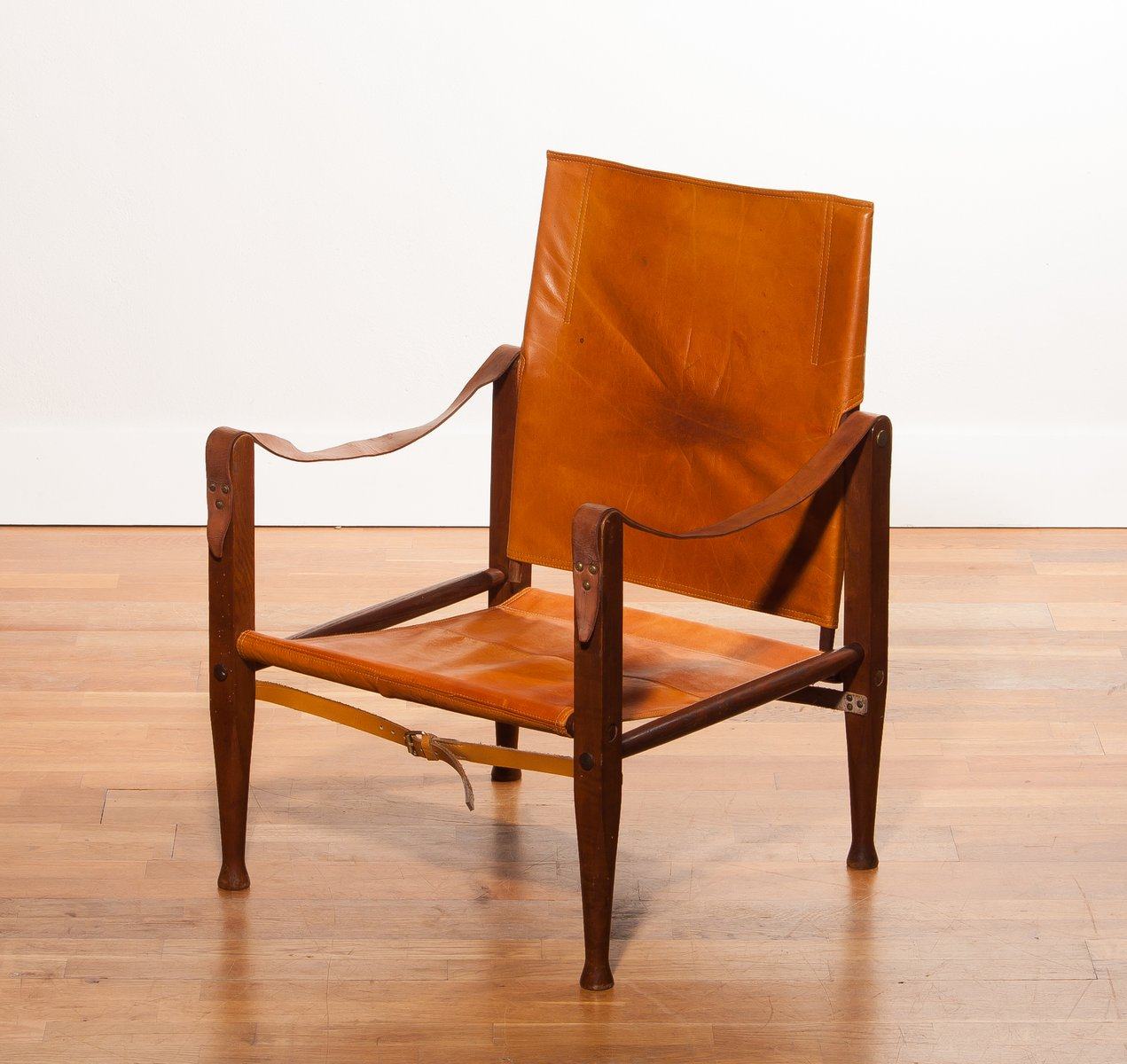 Safari Chair Danish Safari Chair By Kaare Klint For Rud Rasmussen