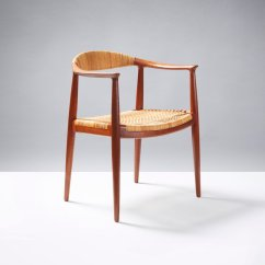 Hans Wegner The Chair Design By Architects Model Jh 501 Desk J For