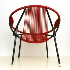 Antique Metal Chairs For Sale X Rocker Pedestal Gaming Chair Target Vintage Red Rubber And 1950s At Pamono
