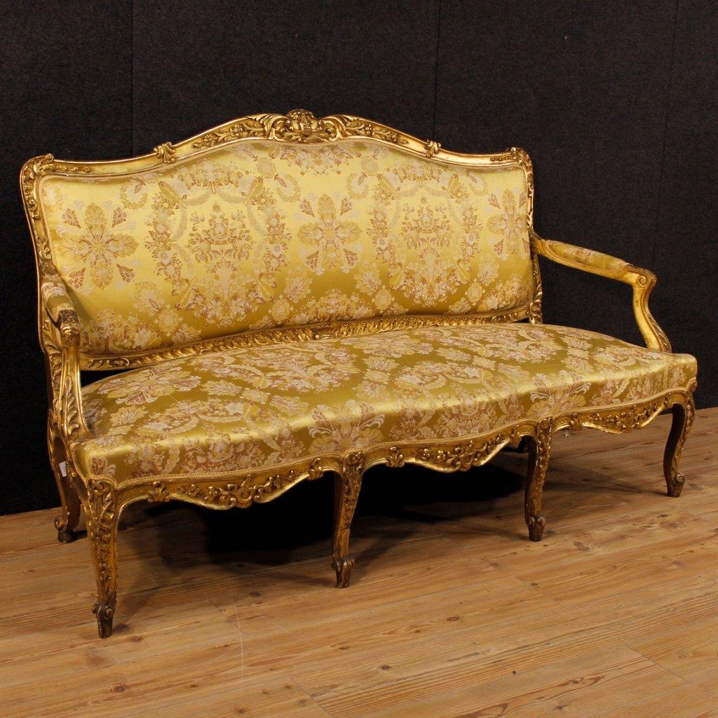 antique french sofa ebay mixing arm styles sofas chaises