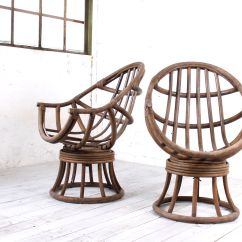 Revolving Chair Used Chub Accessories Rotating Vintage Bentwood Garden Chairs 1950s Set Of 2
