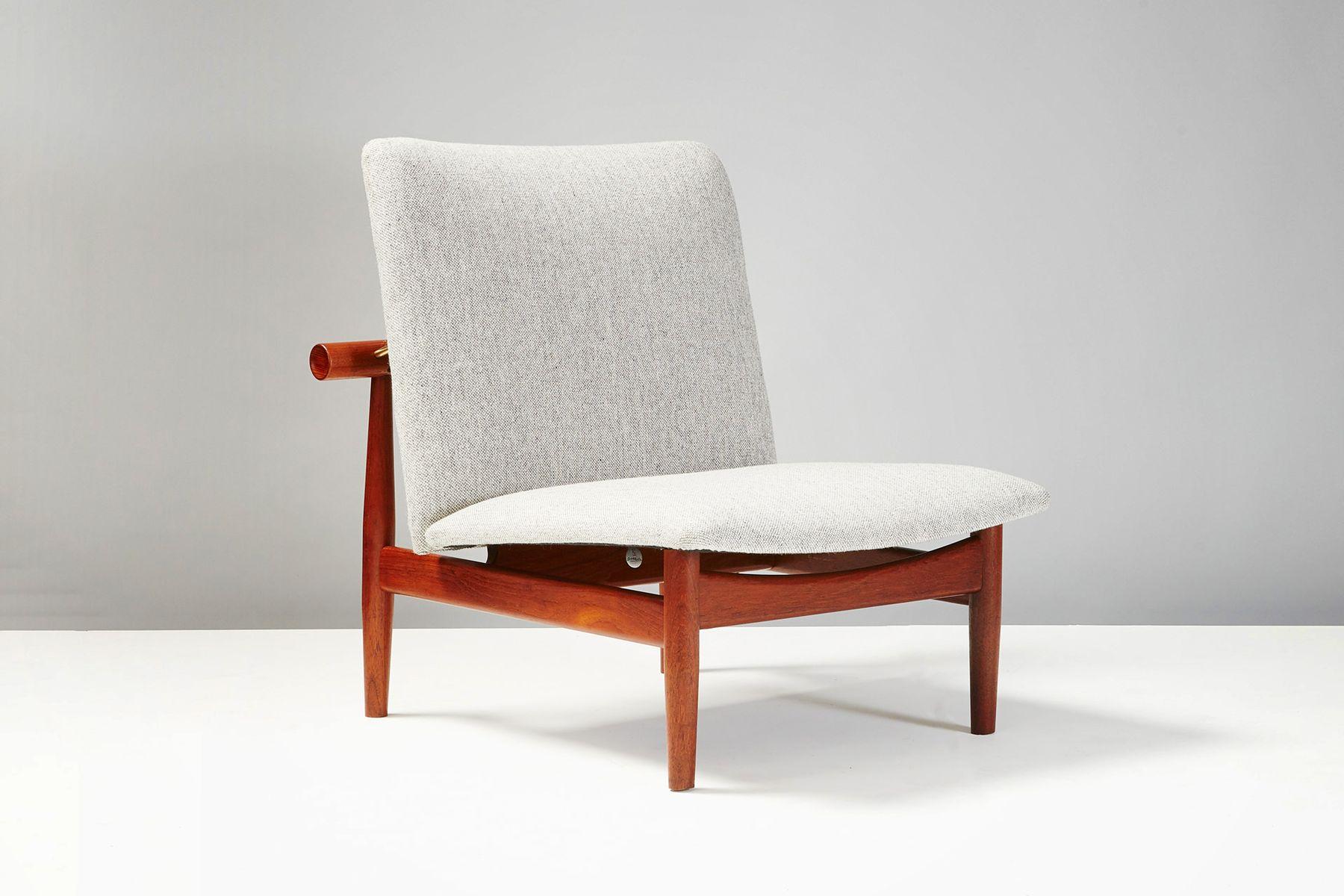 finn juhl chair uk foldable makeup model 137 japan by for france and søn 1953