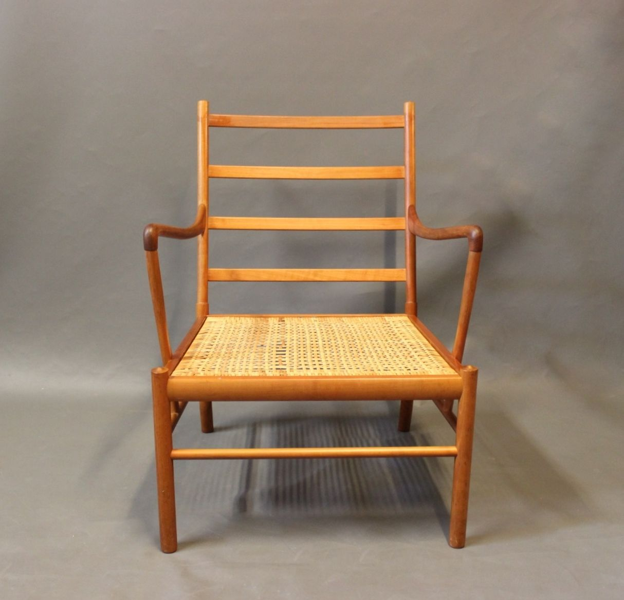 Colonial Chair Vintage Model Pj149 Colonial Chair By Ole Wanscher For P