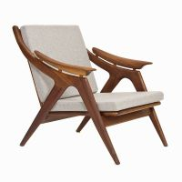 Vintage Mid-Century Lounge Chair from Topform for sale at ...