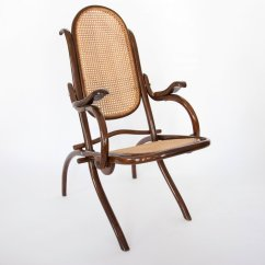 Folding Z Chair Brown Covers Lounge From Thonet 1910s For Sale At Pamono