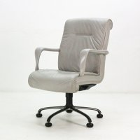 Forum Executive Chair from Poltrona Frau, 1987 for sale at