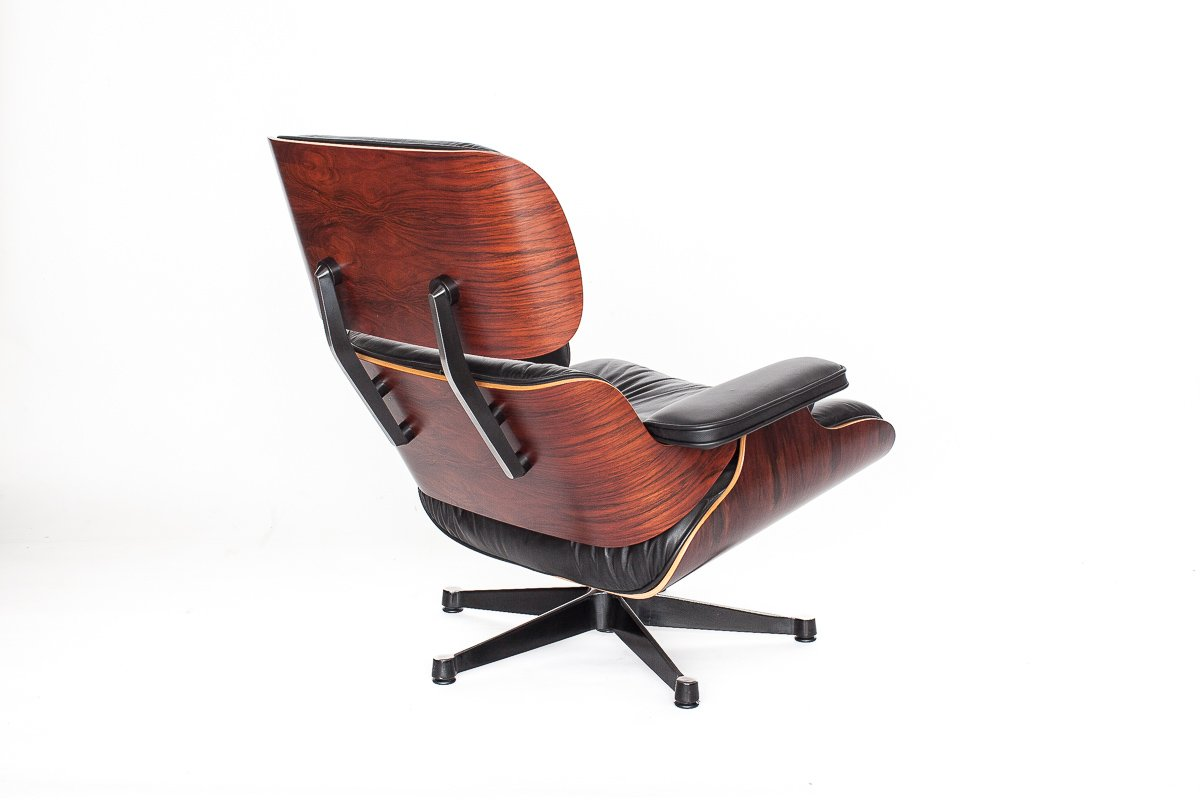Vintage Eames Lounge Chair by Charles & Ray Eames for